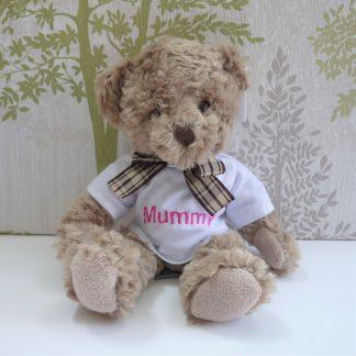 Personalised Harry T-Shirt Bear