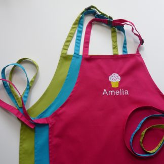 Personalised Junior Apron