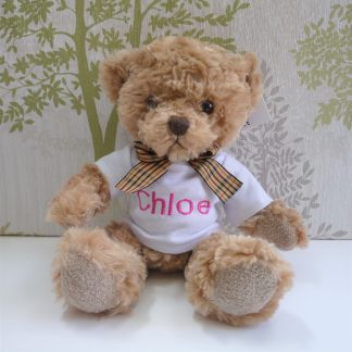 Personalised Oliver T-Shirt Bear