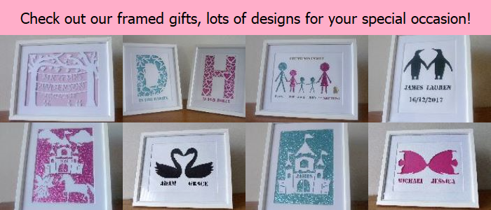 Framed Gifts
